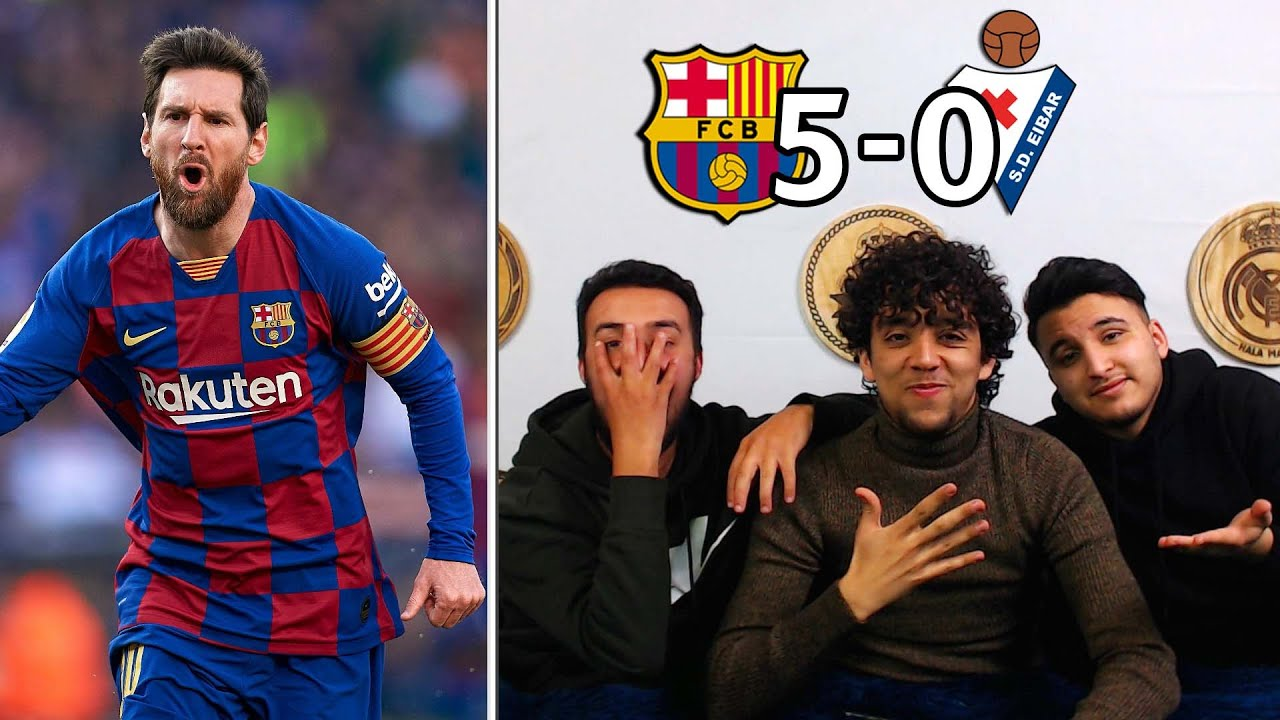 Download MESSI SCORES 4 & IS READY FOR UCL AND EL CLASICO!! | REACTION - REACCIONES