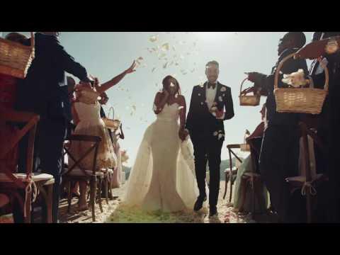 4K Multicultural  Wedding  Video At Malibu Rocky Oaks, Malibu