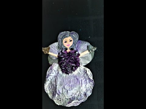 Journal Paper Dolly:  Fairy