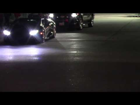 Lady Gaga leaving Houston Stadium with BF