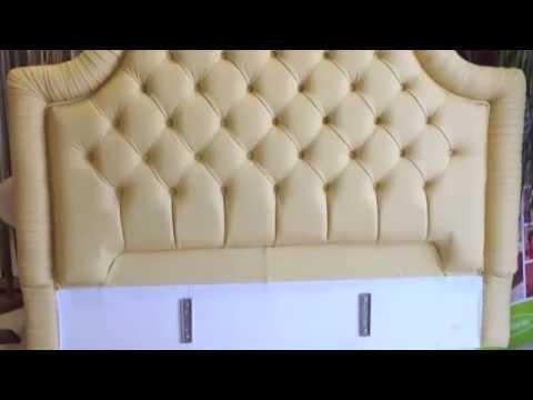 Come realizziamo un letto contenitore con spalliera capitonn youtube - Come costruire un letto contenitore ...