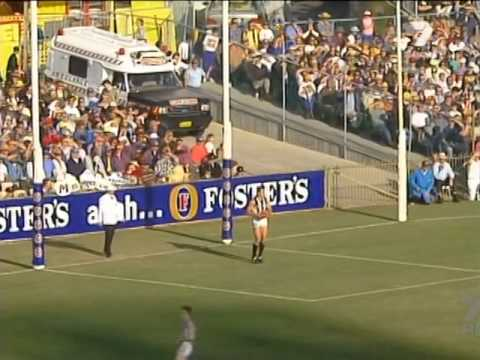 West Coast v Collingwood 1994 Qualifying final