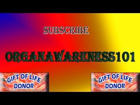 OrganAwareness101 My Story.