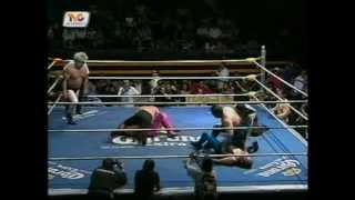 IWRG: Villano III, Mano Negra, Fantasma vs. Sangre Chicana, Máscara Año 2000, Kahoz, 2009/08/20