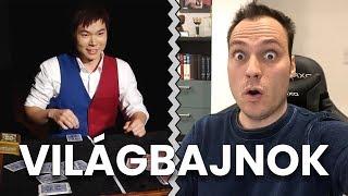 Erik Chien 2018-as világbajnoki műsora, amellyel a 2018-as koreai v...