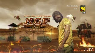 KGF World Television Premiere Coming Soon Sony Max HD