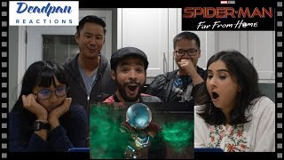 Marvel Studios' SPIDER-MAN: FAR FROM HOME Official Trailer | Reaction + Discussion