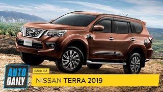 Nissan Terra sắp ra mắt tại Việt Nam: