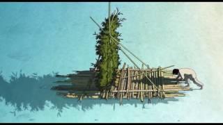 Трейлер анимационного фильма 'Красная черепаха'