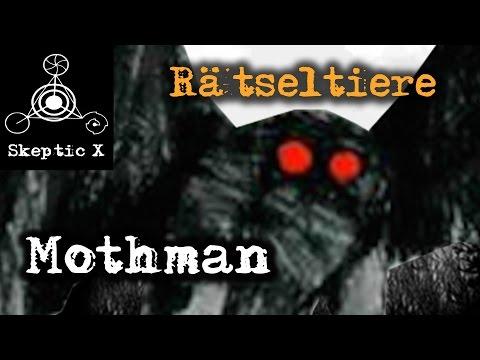 Rätseltiere - Mothman