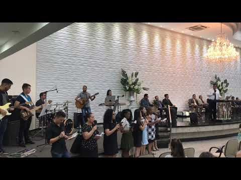 Louvor e adoração ao Senhor Jesus Cristo! 12.01.20 = Canal AD Vila Boa