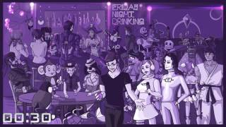 Friday Night Drinking - Adventures in Cyber Bartending (Deadbones5 on Twitch 2017-01-27)