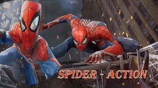SPIDER-MAN Full Movie 2018 Marvel's Spider-man Gameplay | Gaming Time