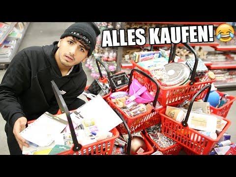 Jedes Produkt Im 1€ SHOP Kaufen!!! 😂| SKK