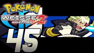 Lets Play Pokemon Weiß 2 / White 2 - Part 45 - G-Cis !