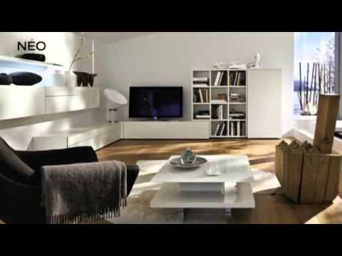 modern living room furniture from hulsta youtube. Black Bedroom Furniture Sets. Home Design Ideas