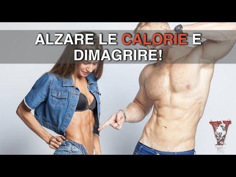 Alzare Le Calorie E Dimagrire