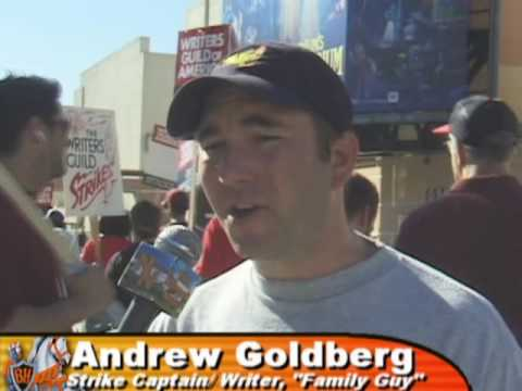 The Norman News - Writers Guild of America Strike