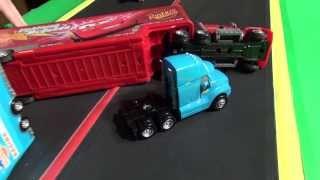 Disney Pixar Cars Dash Cam Footage of 1000 Ways to Crash Part 1 Funny Video