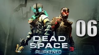 Dead Space 3 Awakened DLC gameplay walkthrough #006 - Boss Fight