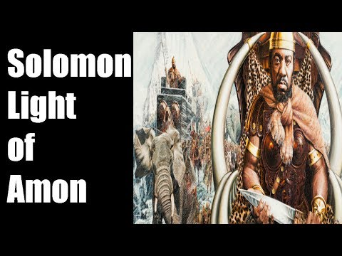 Solomon - Light of Amon - Salutations from the SUN
