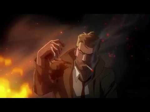 CONSTANTINE (2017) First Look New York Comic Con HD