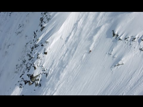 Sam Smoothy Skis High Consequence Alaskan Line