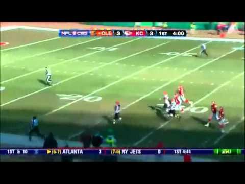 Josh Cribbs Highlights