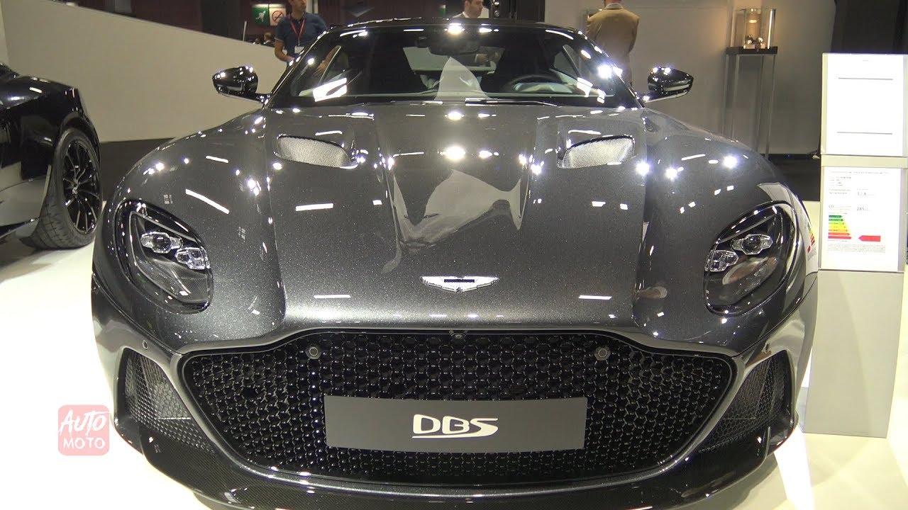 2019 Aston Martin DBS Coupe