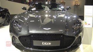 2019 Aston Martin DBS Coupe - Exterior And Interior Walkaround - 2018 Paris Motor Show