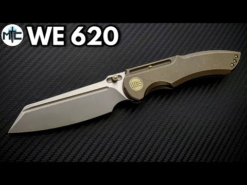 WE 620 Folding Knife – Overview and Review