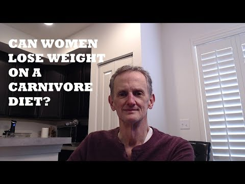 Can Women Lose Weight on Zero Carb?