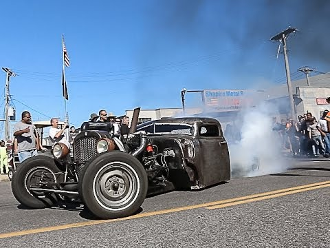 2013 Rat Rod Tour Documentary