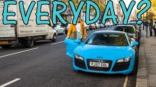 Can You Drive the Audi R8 Everyday?