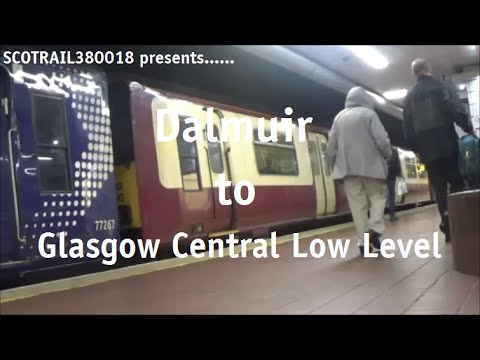 Season 3 Episode 49 - Dalmuir to Glasgow Central Low Level onboard 318257