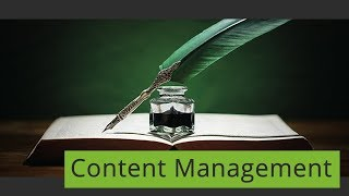 Content Management in Custom Applications