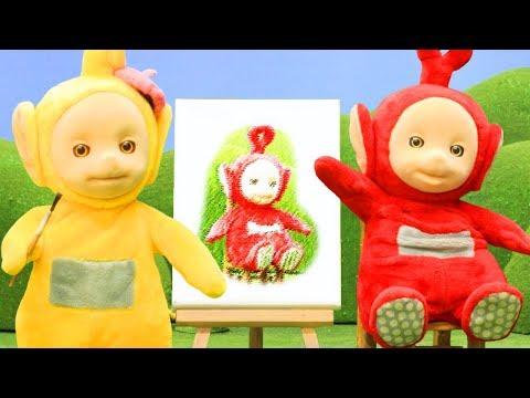☆ Teletubbies auf Deutsch ☆ Lala malt Po ☆ Stop Motion☆ Cartoons für Kinder ☆ Ganze Folgen ☆