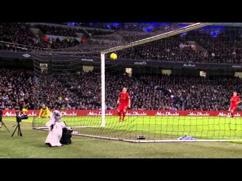 Real Madrid Vs Barcelona Goal Scorers