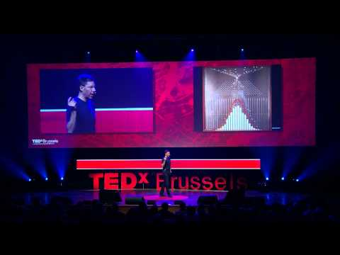 Hope is not a strategy | Kevin Talbot | TEDxBrussels