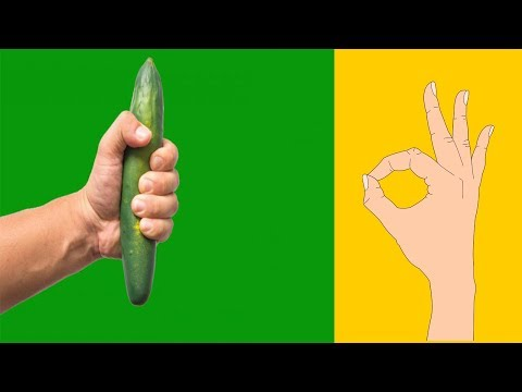Упражнение для толщины члена - ОКей! 1 способ увеличить пенис