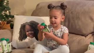 Curls The green collection commercial 2018