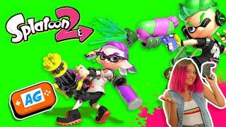 SPLATOON 2  Nintendo Switch   Karla Art vuelve a las PINTADAS!