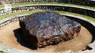 Top 10 Meteoritos más grandes que se han encontrado en la Tierra