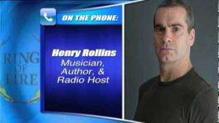 Henry Rollins: The Supreme Court & Tea Parties - The Ring Of Fire