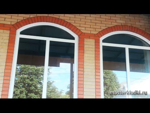 Кладка арок из кирпича: инструменты, материалы, процесс