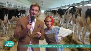 La colère agricole - James Deano - Bénédicte Philippon - Le Grand Cactus (01) - GCPL