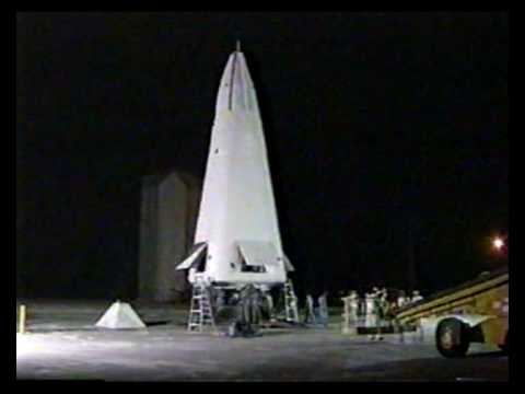 Delta Clipper Experimental Advanced (DCXA) Reusable Launch Vehicle