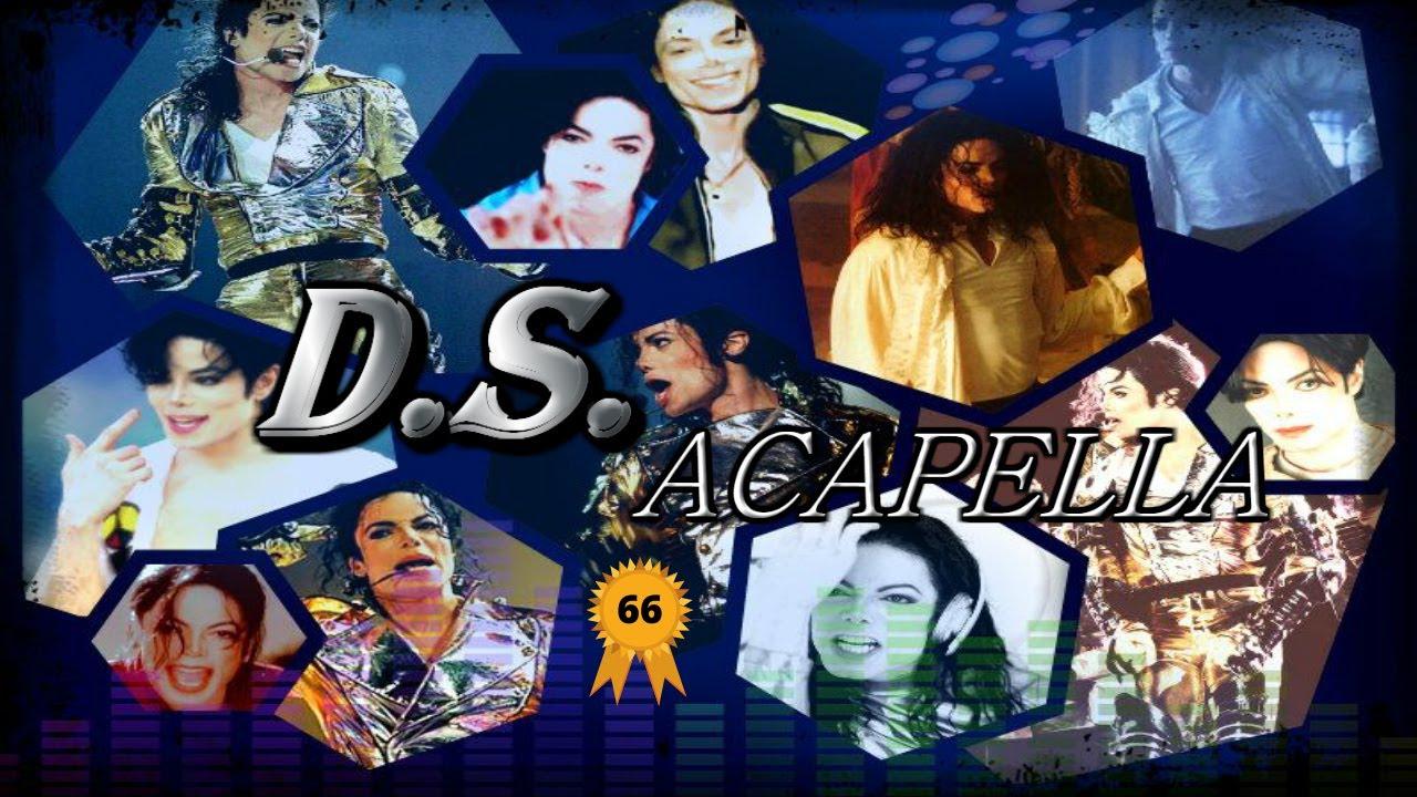 Download D.S. Michael Jackson (ACAPELLA)