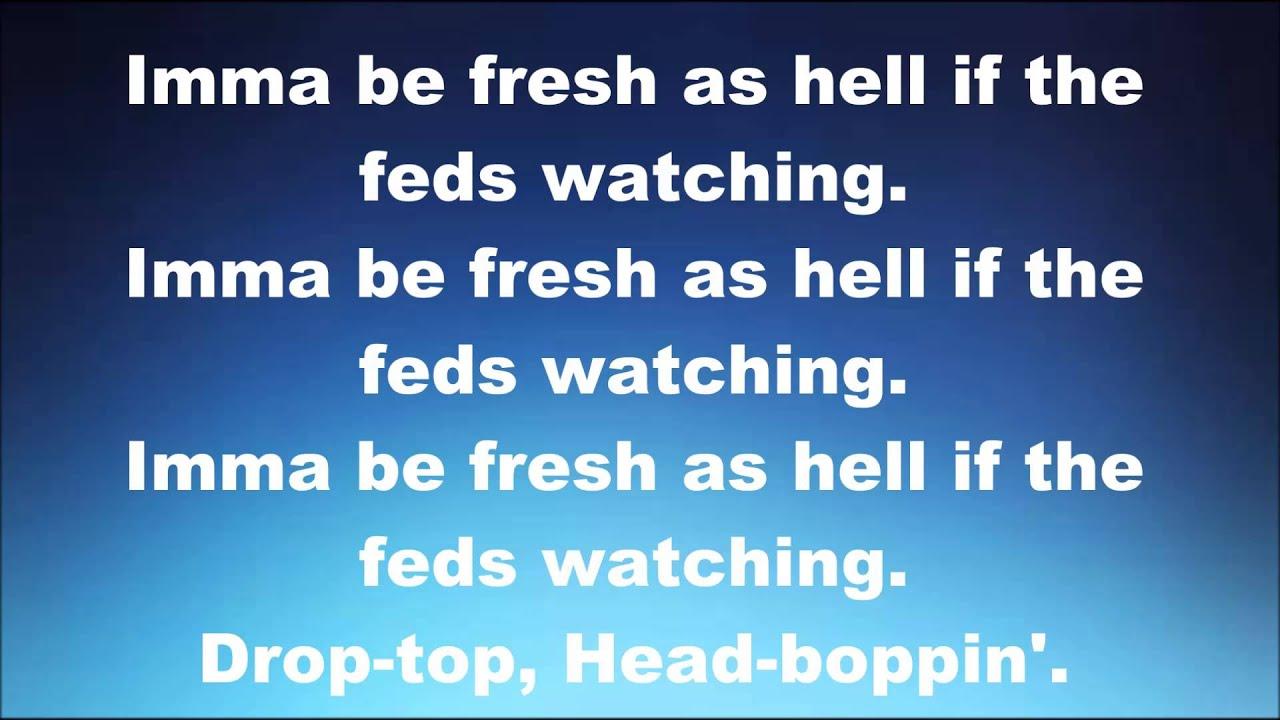 Download 2 Chainz ft. Pharrell - Feds Watching | Lyrics