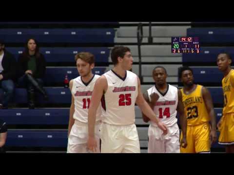 Men's Basketball vs Cumberland CC 2/10/18